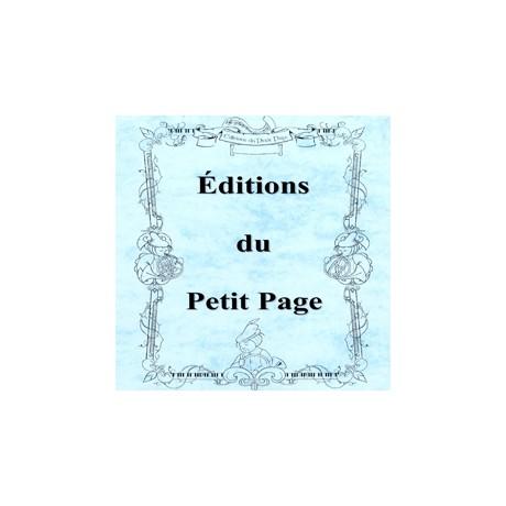 FASCE Albert - Pièce pour Clarinette Seule LR.86