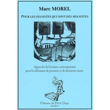 MOREL Marc - Pour les...