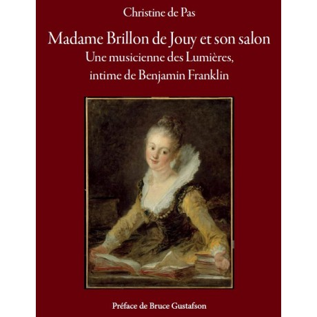 de PAS Christine - Madame Brillon de Jouy et son salon