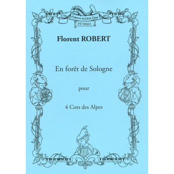 ROBERT Florent - En forêt...