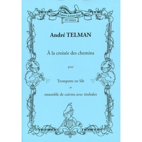 TELMAN André - À la croisée des chemins