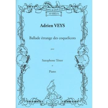 VEYS Adrien - Ballade...