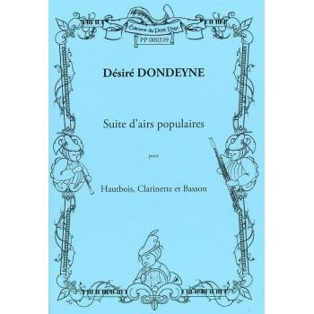 DONDEYNE Désiré - Suite...
