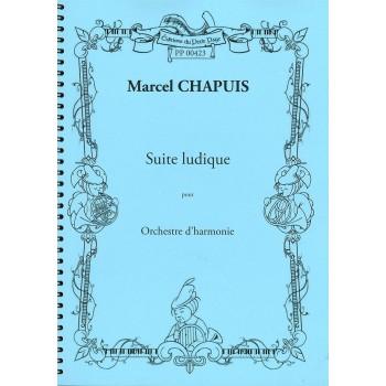 CHAPUIS Marcel - Suite ludique