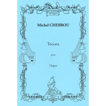 CHEBROU Michel - Toccata