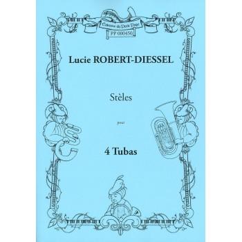 ROBERT-DIESSEL Lucie - Stèles