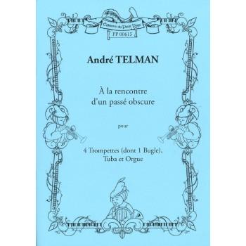 TELMAN André - À la...