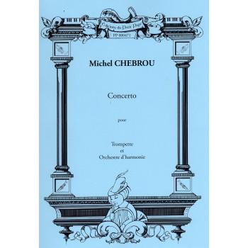 CHEBROU Michel - Concerto...