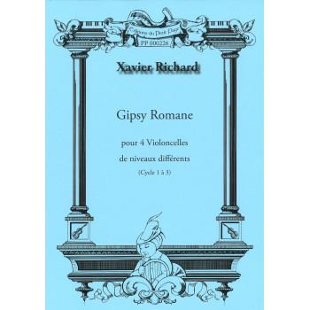 RICHARD Xavier - Gipsy Romane