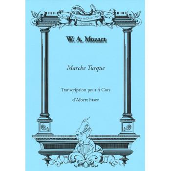 MOZART W. Amadeus - Marche...