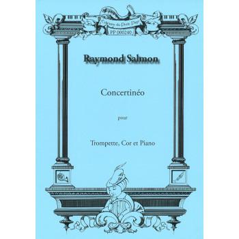 SALMON Raymond - Concertinéo